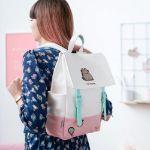 Plecak Pusheen gadżety do szkoły pusheen