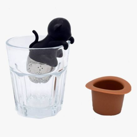 Zaparzacz Do herbaty Kot prezent dla niej