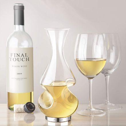 Final Touch – Karafka Conundrum 375 ml gadżety do wina