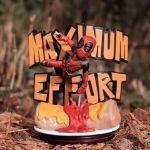 Figurka Deadpool śmieszny prezent dla fana deeadpoola
