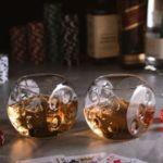 Szklanki do Whisky - Kości do Gry szklanki do whisky
