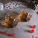 Szklanki do Whisky - Kości do Gry szklane kostki do gry