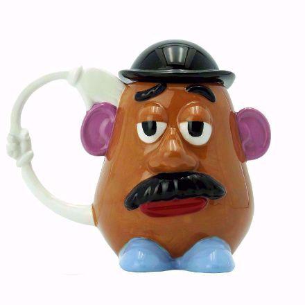 Toy Story – Kubek 3D – Pan Bulwa prezent dla dziecka
