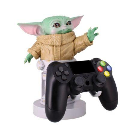 Gwiezdne Wojny – Baby Yoda – Stojak na Pada / Telefon gadżety star wars the mandalorian sklep