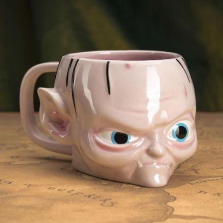 Władca Pierścieni - Kubek 3D – Gollum Lord of the Ring Gollum 3D shaped mug