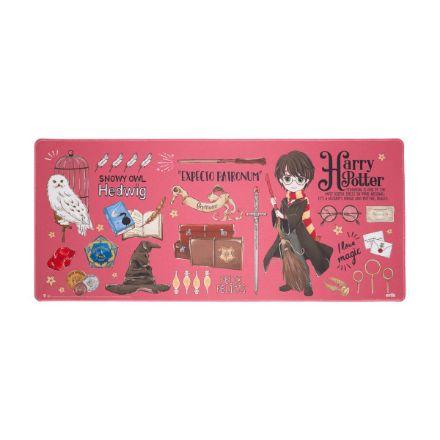Harry Potter Magic - Podkładka Komputerowa XL prezent dla gracza podkładka na biurko z harrym Potterem